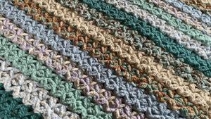 Crochet Odd Ball Blanket