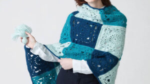 Crochet Willow Wrap