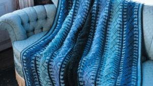 Tunisian Timeless Blanket