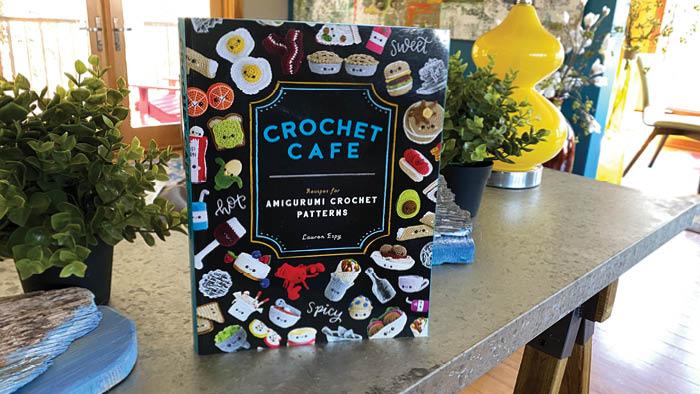 Crochet Cafe by Lauren Espy