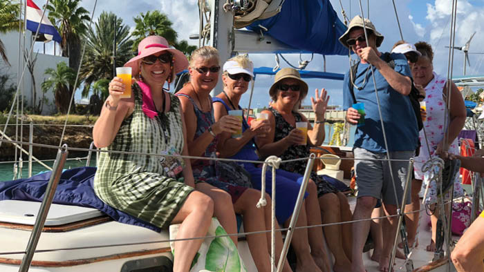 Crochet Cruise Extra Excursions