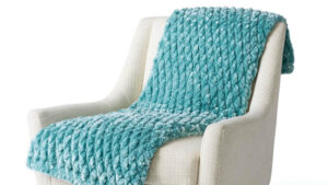 Crochet Seriously Snuggly Blanket
