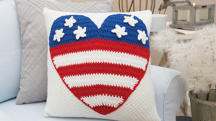 American Patriotism Crochet and Knit Patterns