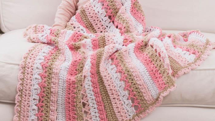 Crochet Be My Baby Blanket