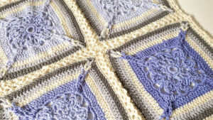 Crochet Crochet Snow Window Super Saver Ombre