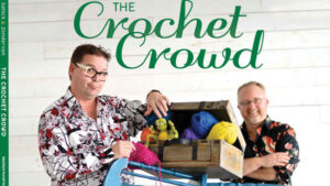 The Crochet Crowd Book Cover