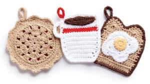 Crochet Morning Breakfast