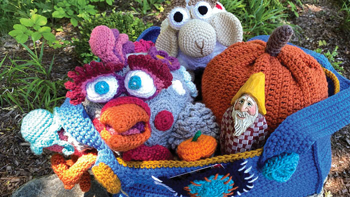 Crochet Summer Bag 2 Challenge 2021