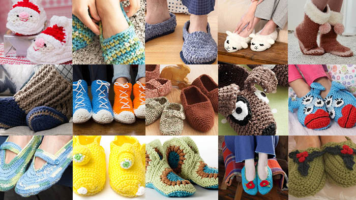 Crochet Clipper Collection of Patterns