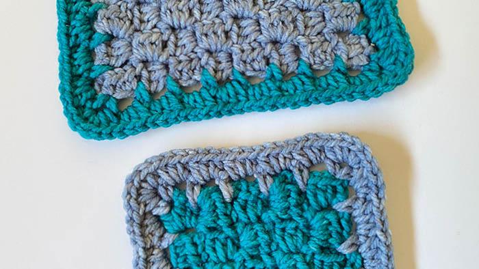 Crochet Corner to Corner Floating Borders
