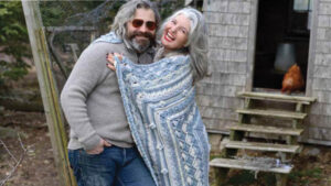 Mr and Mrs Adams for The Crochet Crowd Book