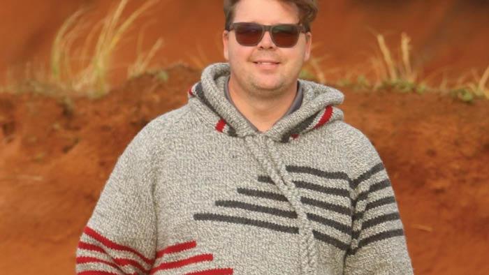 Mikey Heavy Wool Sweater