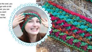 Tidal Bay Crochet Head Bands