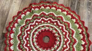 Christmas Tree Skirt Wendy Marple
