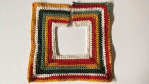 Single Crochet Christmas Tree Skirt