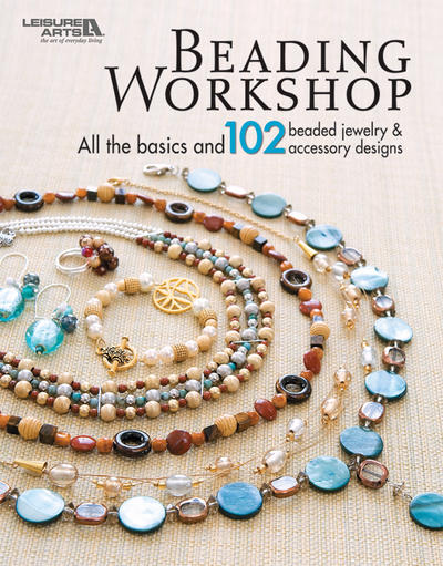Beading Workshop 102 - Book Review