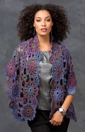 Crochet Shawl Pic