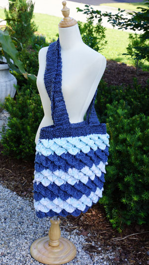 Crochet Beach Bag Pattern