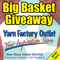 Big Yarn Basket Giveaway
