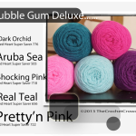Bubble Gum Deluxe Color Combo