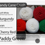 Candy Cane Crush Color Combo