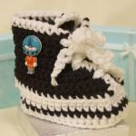 Classic Baby Bootie High Tops
