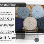 Coastal Blue Colour Mix