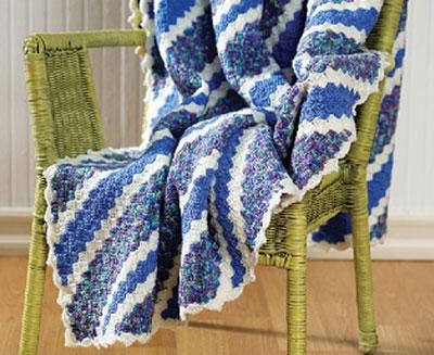 Crochet Corner to Corner Afghan
