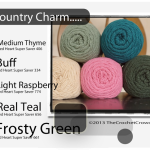 Country Charm Color Combo
