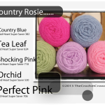 Country Rosie Color Combo