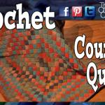 Country Crochet Quilt + Tutorial