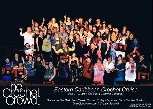 Crochet Crowd Cruises