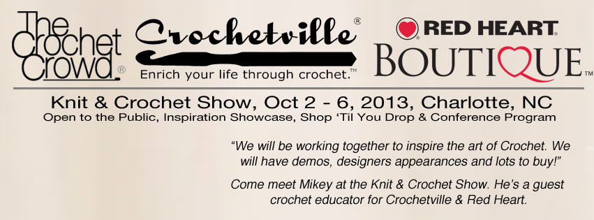 Knit and Crochet Show, North Carolina