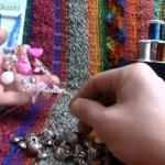 Crochet Wire with Beads Tutorial