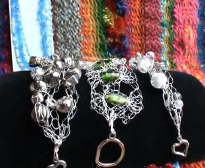 Learn How to Crochet with Wire