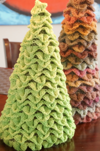 Easter Crochet Tree Challenge