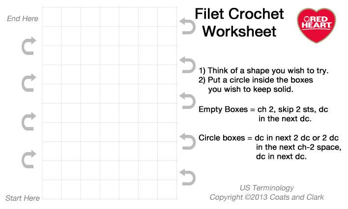 Filet Blank Trial Sheet