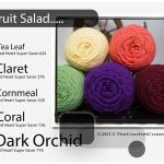 Fruit Salad Color Combo