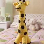 Giraffe: Complete Pattern + Video Tutorial