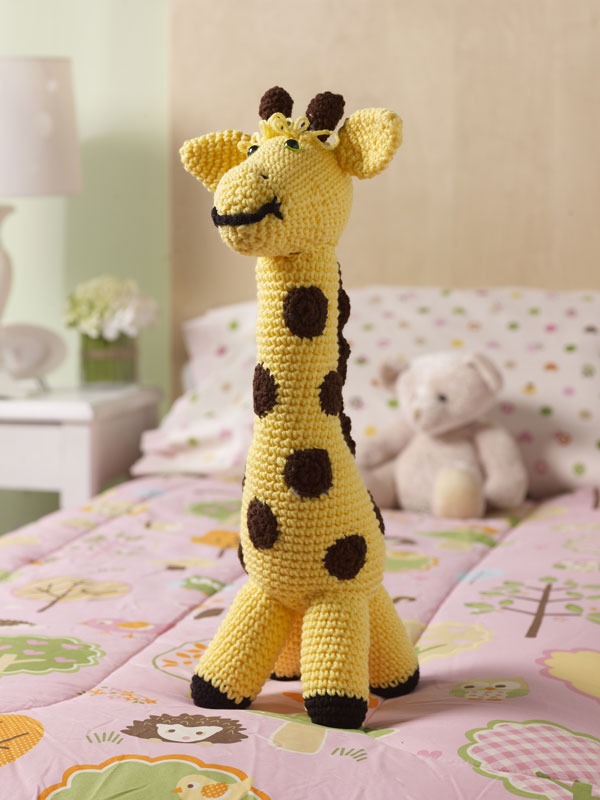 Just Hook It! Giraffes Due Tuesday