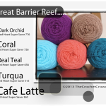 Great Barrier Reef Colour Mix