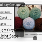 Holiday Cottage Color Combo