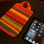Crochet iPad Case Cover Pattern