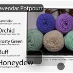 Lavender Potpourri Color Combo