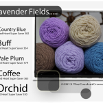 Lavendar Fields Color Combo