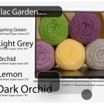 Lilac Garden Color Combo