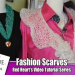 How to Tie Scarves Series
