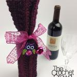 Sangria Wine Bottle Cover