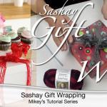 Sashay Gift Wrapped Boxes