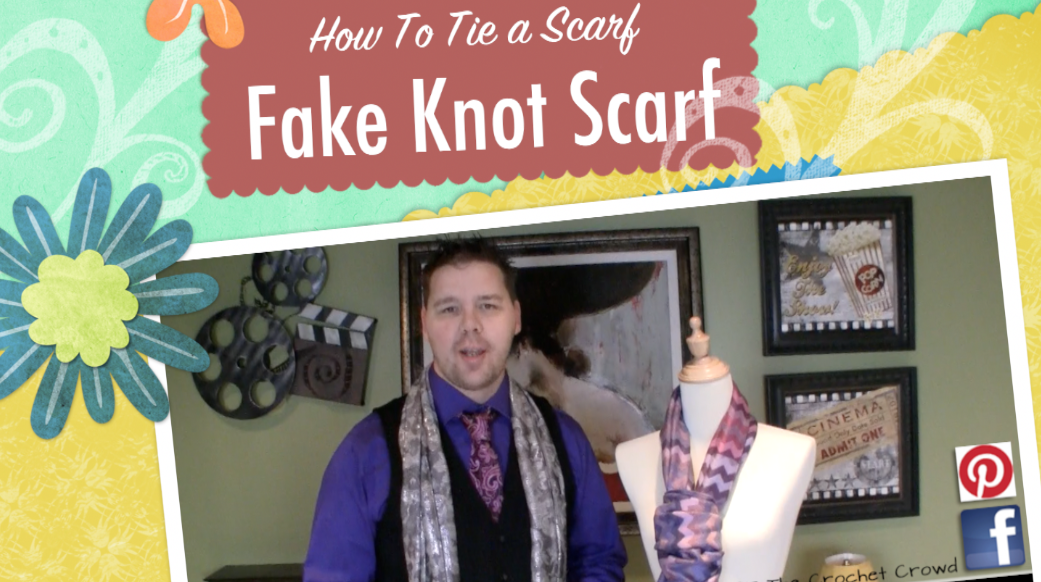 How To Wear and Tie Scarves Free Video Series